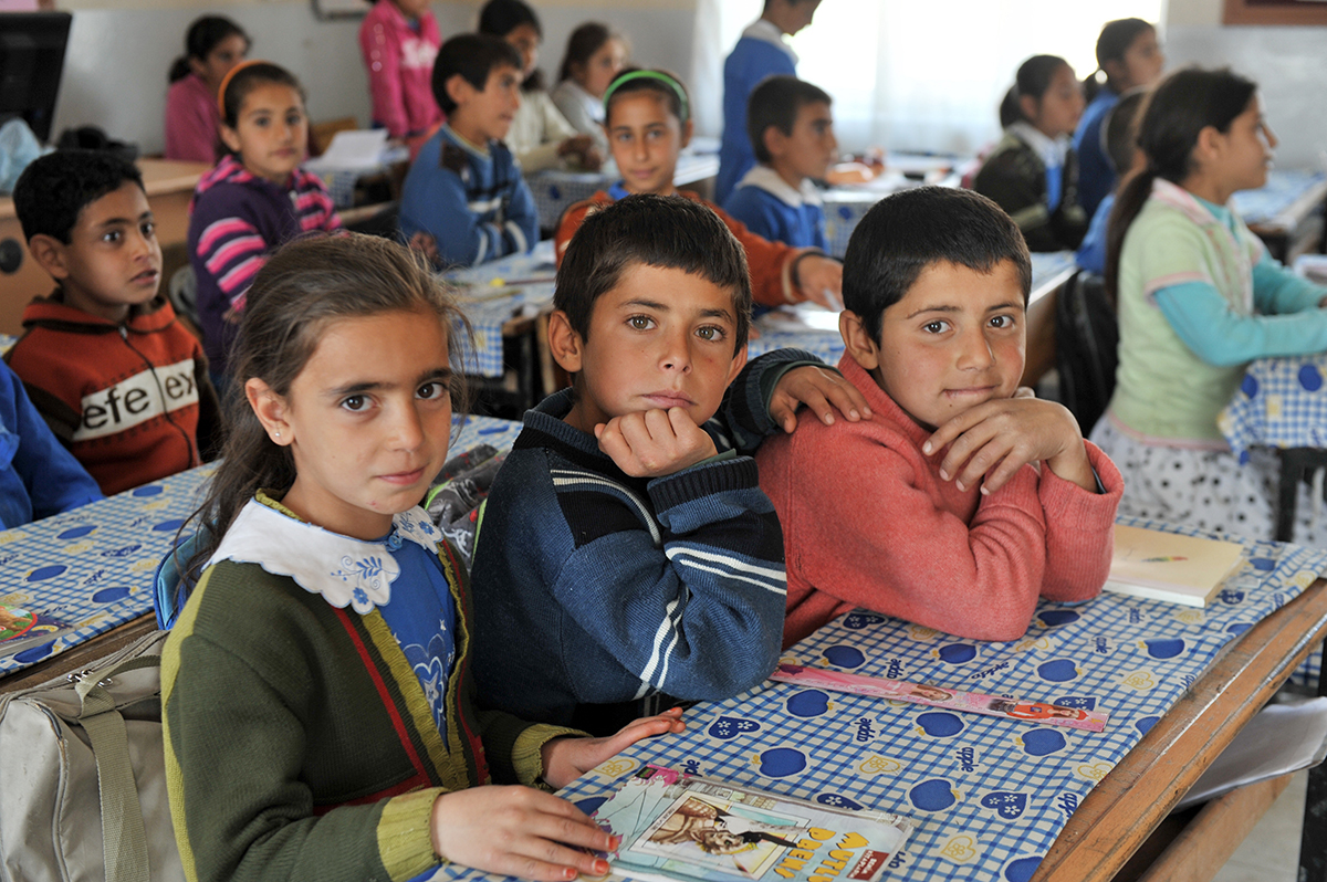 Rehabilitating Schools