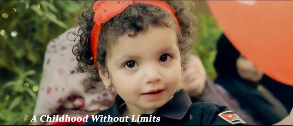A Childhood Without Limits - Music Video