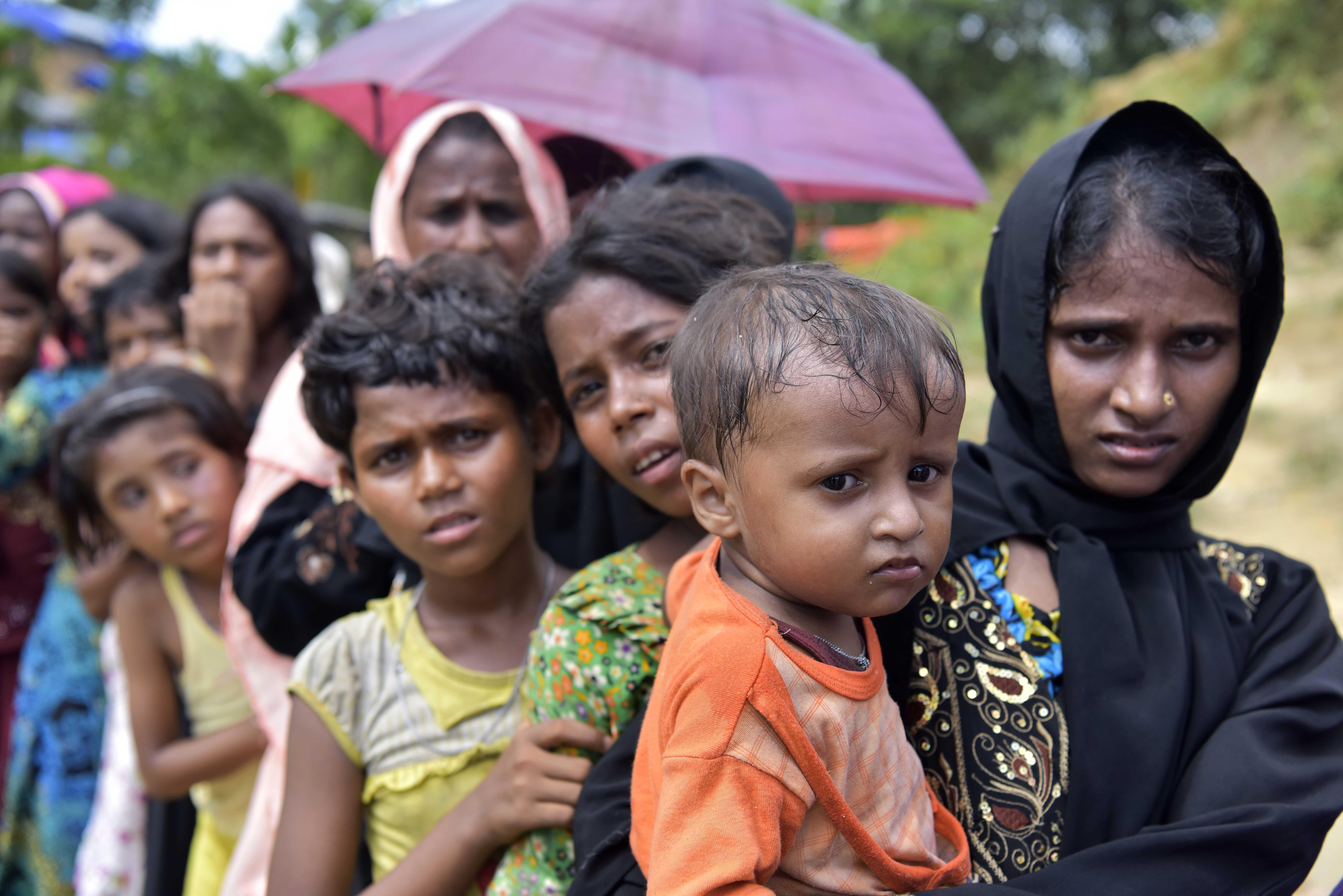 Empower the Rohingya People